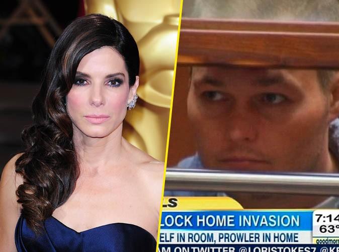 Sandra Bullock : comment la star s'est retrouvée nez à nez chez elle avec un intrus !