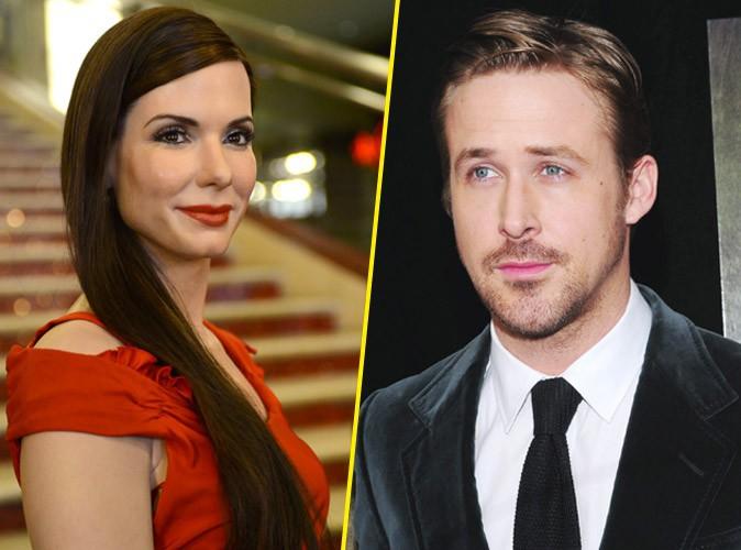 Sandra Bullock : terrifiée à l'idée de croiser son ex, Ryan Gosling, aux Oscars !