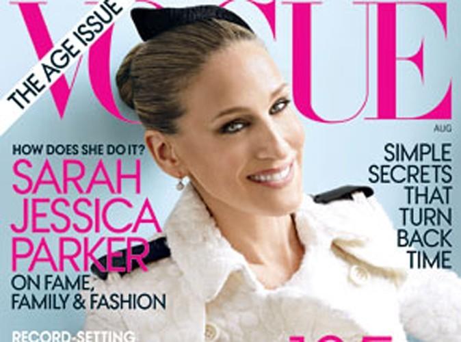 Sarah Jessica Parker : elle craque sous la pression !