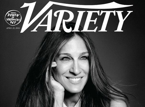 Sarah Jessica Parker : rajeunie de quelques années en une du Variety !