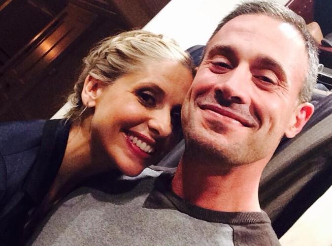 Sarah Michelle Gellar : ultra-cute le selfie avec Freddie !