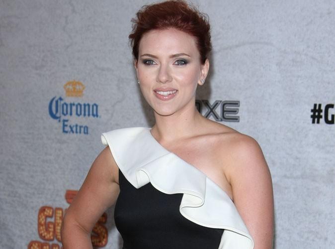 Scarlett Johansson : des photos de l'actrice nue prêtes à faire scandale !