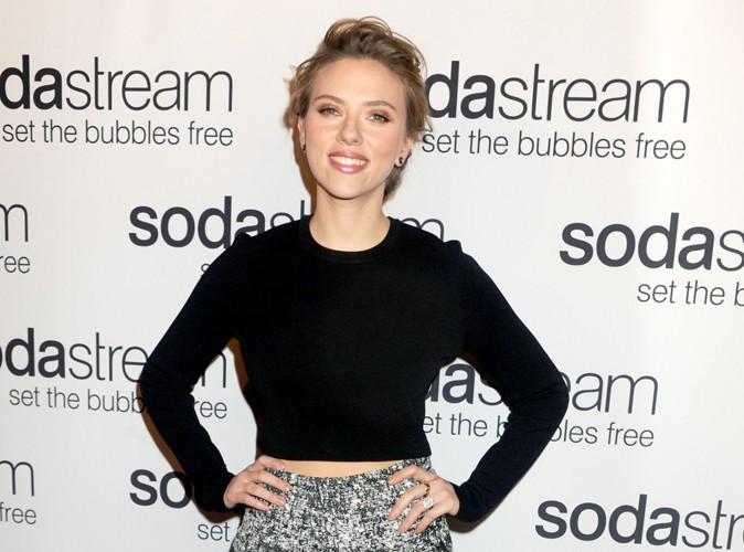 Scarlett Johansson : égérie internationale d'une marque israélienne, elle fait polémique !