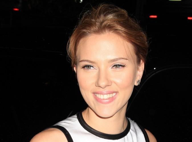 Scarlett Johansson : elle avoue être trop critique !