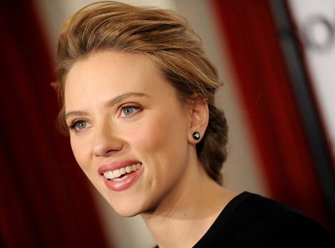 Scarlett Johansson : elle va recevoir un César d'honneur !