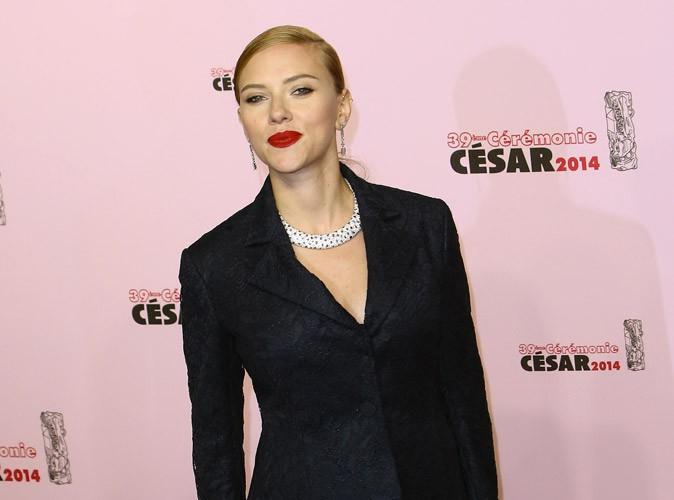 Scarlett Johansson : l'actrice serait enceinte !