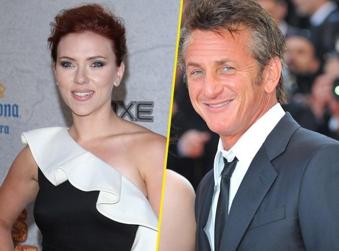 Scarlett Johansson : toujours avec Sean Penn ! Quelle cachottière !