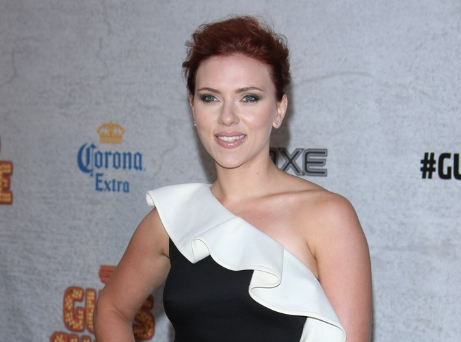 Scarlett Johansson : une chanson va-t-elle sauver sa vie ?