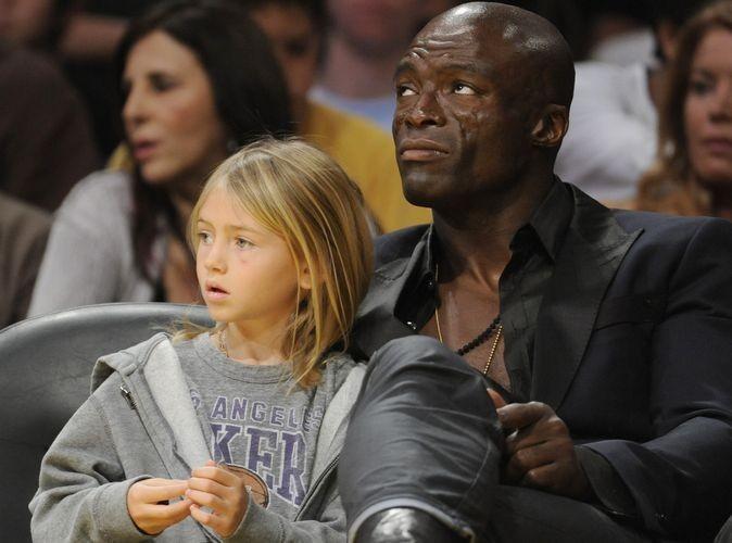 Seal : le papa divorcé profite d'un moment privilégié avec sa fille