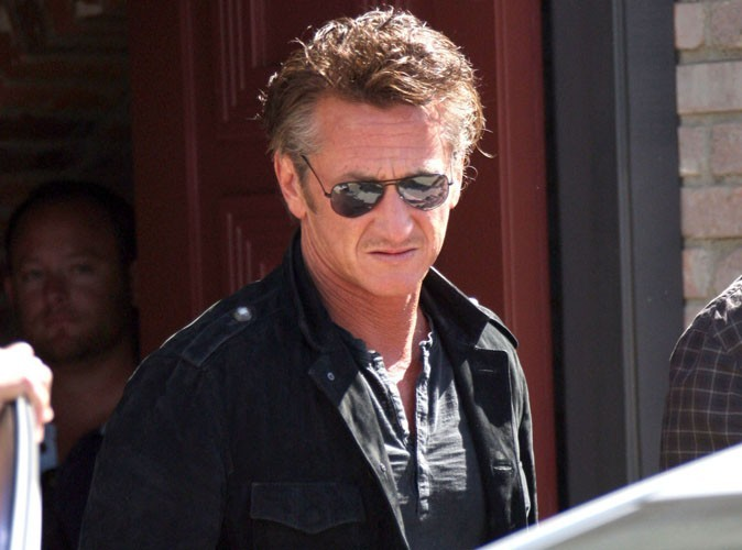 Sean Penn : quel tombeur ! Et une conquête de plus !