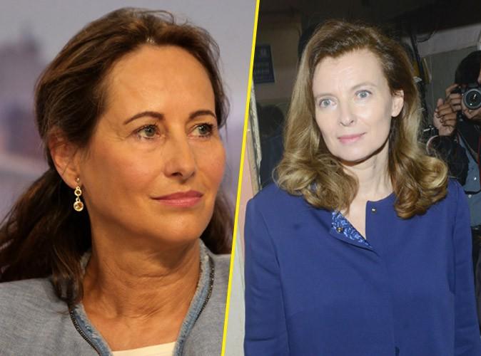 Ségolène Royal : pas tendre avec Valérie Trierweiler !