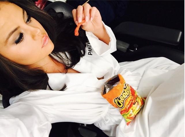 Selena Gomez : Bien dans sa peau, elle n'est pas prête de changer ses habitudes !
