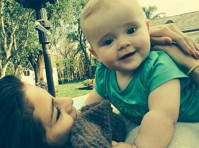 Selena Gomez : totalement dingue de son adorable petite soeur !
