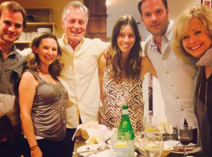 Sept � la maison : Beverley Mitchell, Jessica Biel, David Gallagher : les stars de la c�l�bre s�rie se sont retrouv�es !