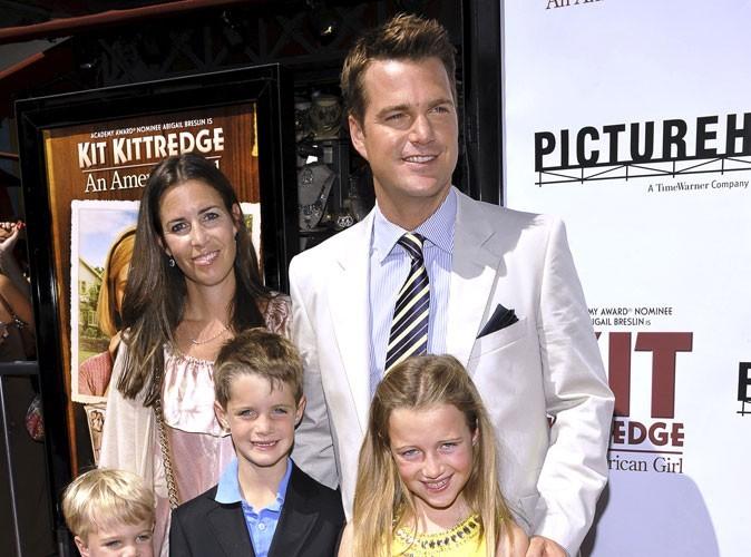 Série : NCIS : Los Angeles : le père de Chris O'Donnell ne voulait pas qu'il se marie !