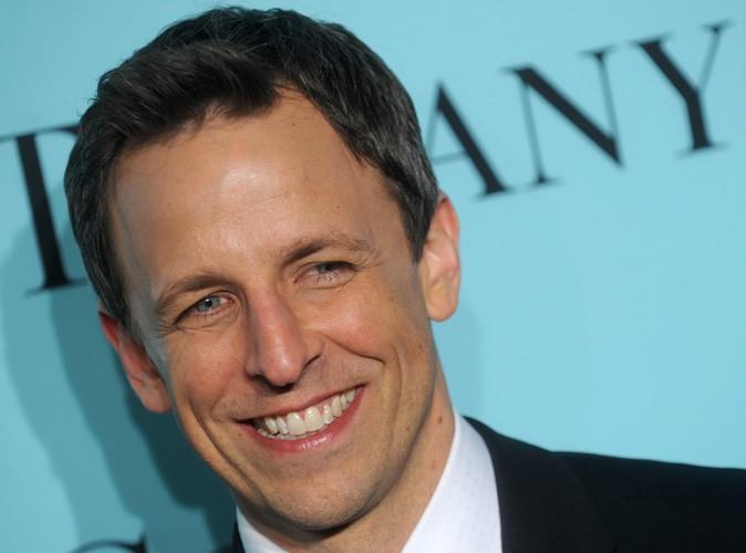 Seth Meyers : l'humoriste américain présentera la cérémonie 2014 des Emmy Awards le 25 août prochain à L.A. !