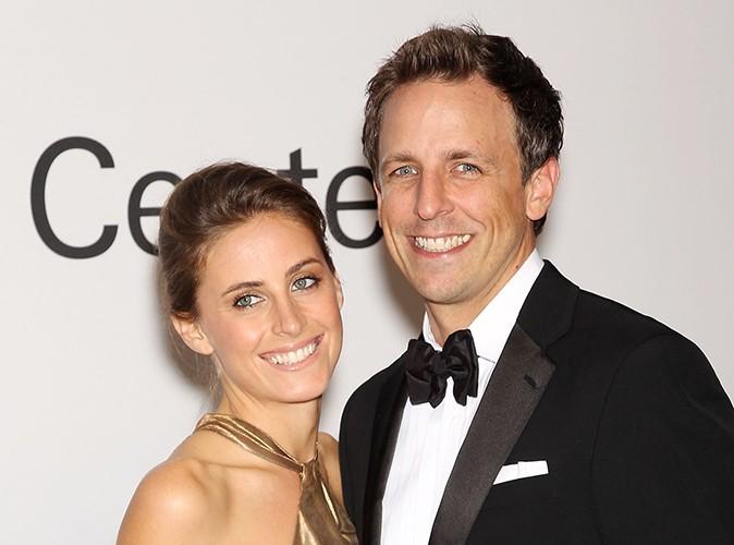 Seth Meyers : l'humoriste de Saturday Night Live est fiancé !