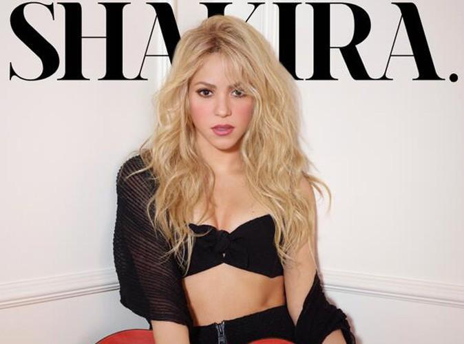 Shakira : caliente sur la pochette de son nouvel album !