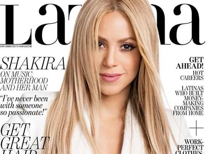 Shakira : cover girl sexy et sophistiquée du Latina magazine !