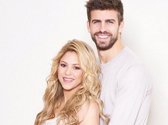 Shakira : elle d�voile enfin son ventre rebondi et le sexe de son deuxi�me enfant !