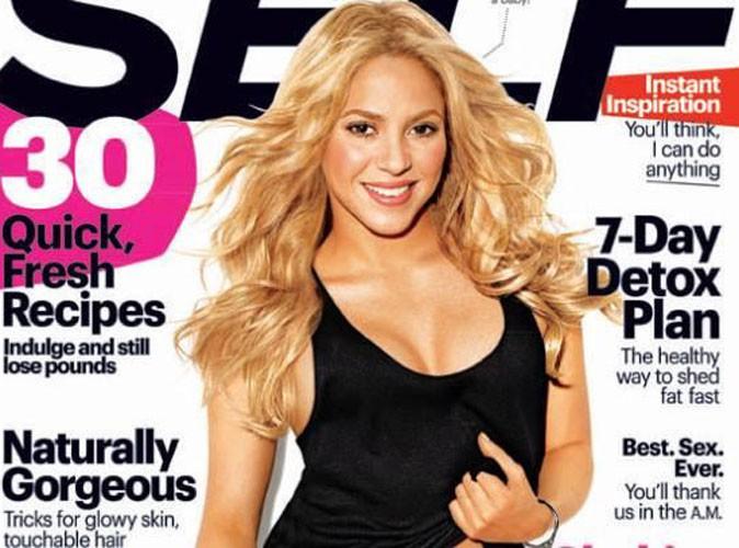 Shakira : elle dévoile ses abdos post-grossesse sur papier glacé !