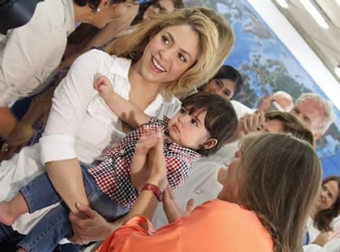 Shakira : en Colombie, elle rayonne avec son fils Milan !