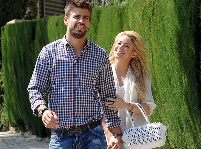 Shakira : enceinte de Gerard Piqué !