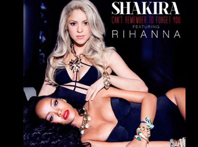 Shakira et Rihanna : les première secondes de leur duo ont fuité !