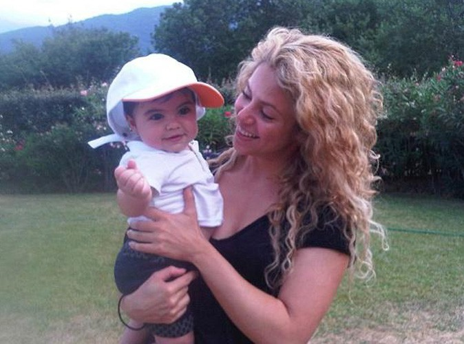 Shakira : son petit Milan, un vrai musicien en herbe !