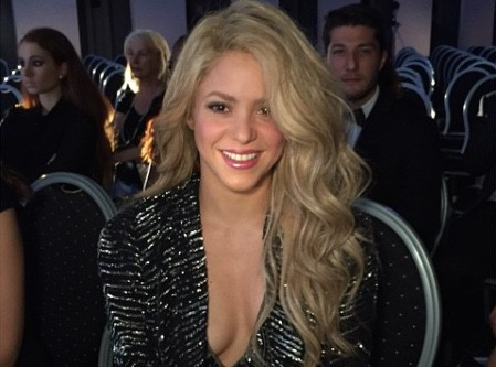Shakira : Sourire de tombeur et regard coquin, son petit Sasha est � croquer !