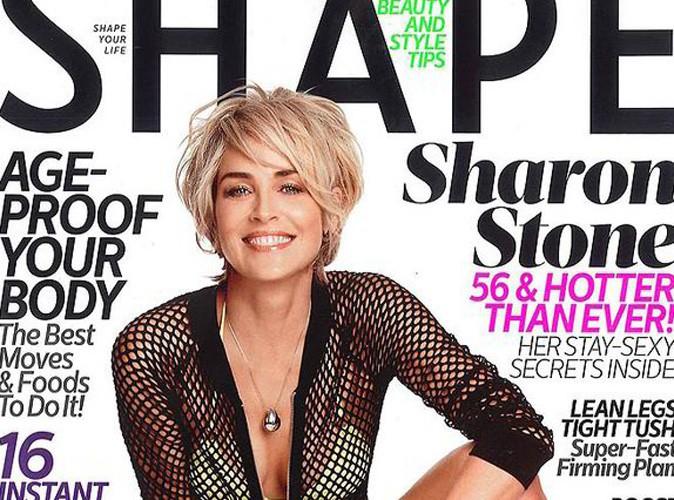 """Sharon Stone : """"Je crois que vient un moment pour les femmes d'arrêter l'alcool"""" !"""