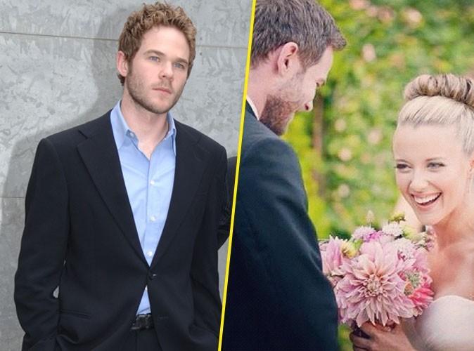 Shawn Ashmore : l'acteur de X-Men est marié !