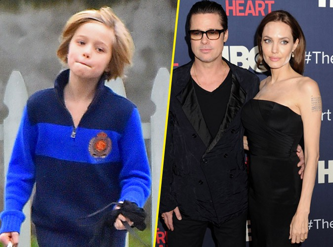Shiloh Jolie-Pitt veut devenir un garçon, les Brangelina vont voir un psy…