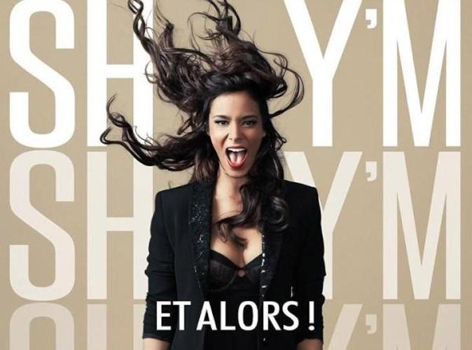 Shy'm dévoile la pochette de son nouveau single !