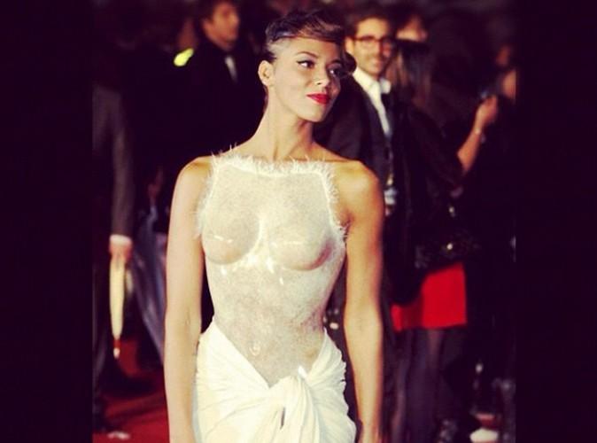 Shy'm : une nouvelle robe Franck Sorbier pour les prochains NRJ Music Awards ?