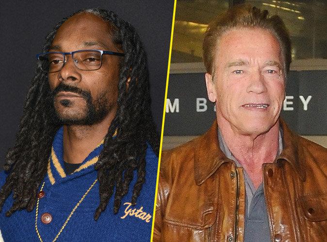 "Vidéo : Snoop Dogg à Arnold Schwarzenegger : ""T'es qu'un connard, une sal***"" !"