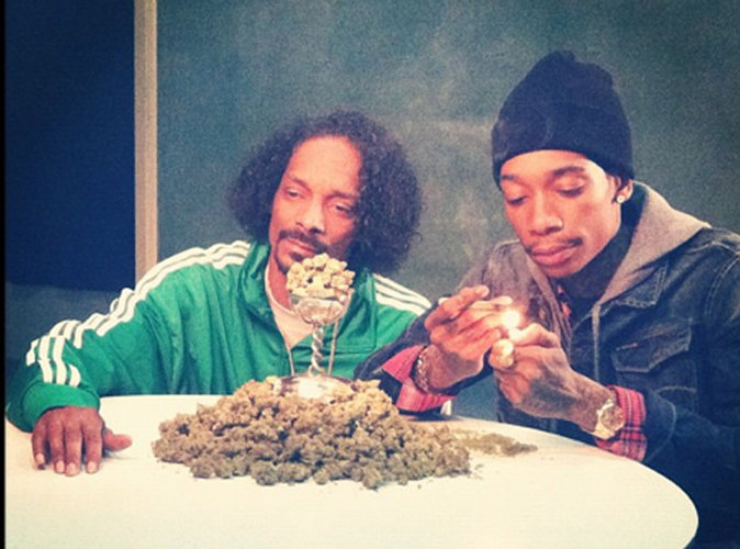 Snoop Dogg et Wiz Khalifa vont partir en tournée ensemble !