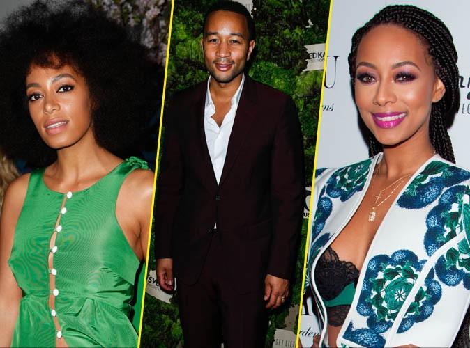 Solange Knowles, John Legend, Keri Hilson... Les stars rendent hommage aux victimes de Charleston !