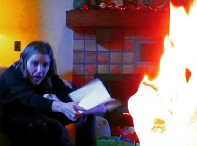 Sophia Bush : son Noël a failli virer au cauchemar, un incendie s'est déclenché sous ses yeux !