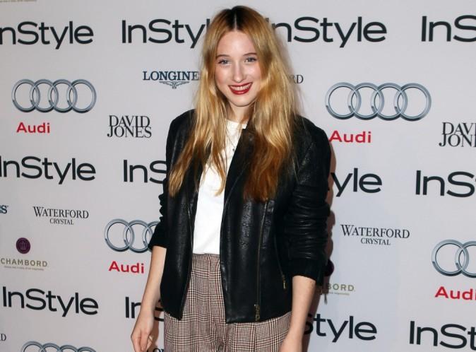 """Sophie Lowe : elle incarnera Alice dans """"Once : Wonderland"""", le fameux spin-off de """"Once Upon a Time""""..."""
