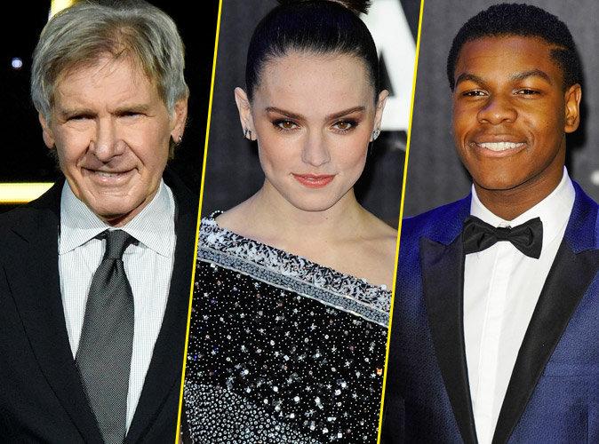 Star Wars VII : Découvrez les salaires mirobolants des acteurs … Pour Harrison Ford c'est le jackpot !