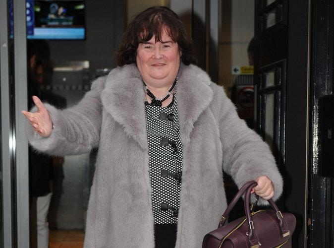 Susan Boyle : hospitalisée d'urgence à cause de sa maladie…
