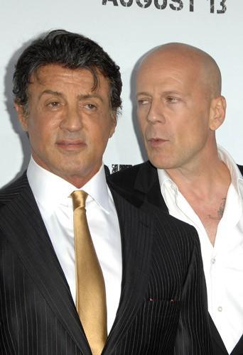 Sylvester Stallone : il s'en prend à Bruce Willis sur Twitter !