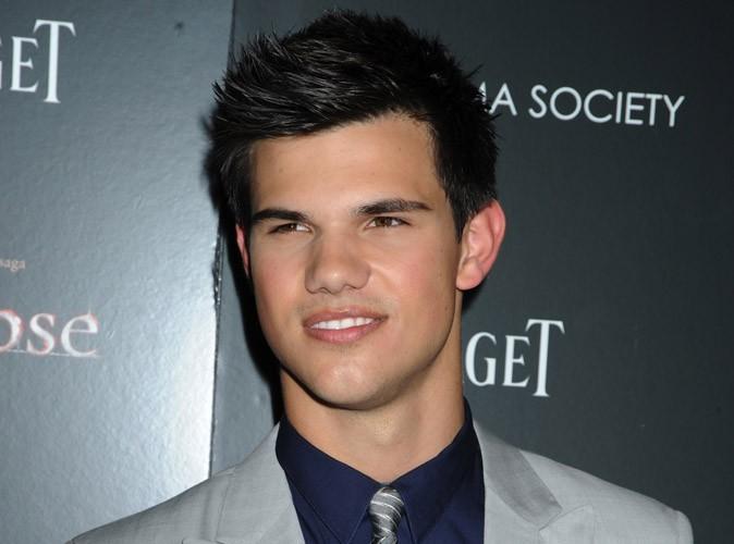 """Taylor Lautner : """"Je suis assez effrayé par l'après Twilight"""" !"""
