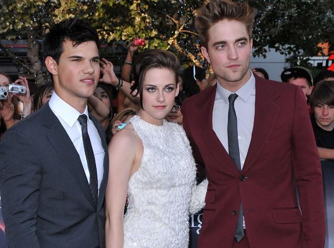 Taylor Lautner mieux payé que Robert Pattinson et Kristen Stewart en 2010 !