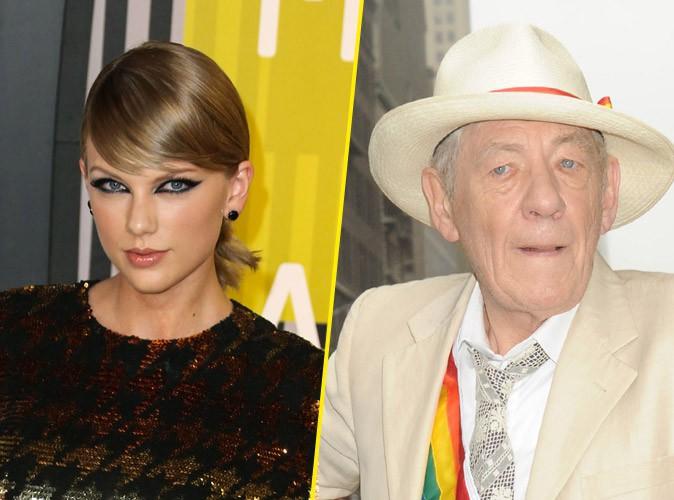 Taylor Swift a osé mettre Ian McKellen à la porte de l'appartement où il vivait !