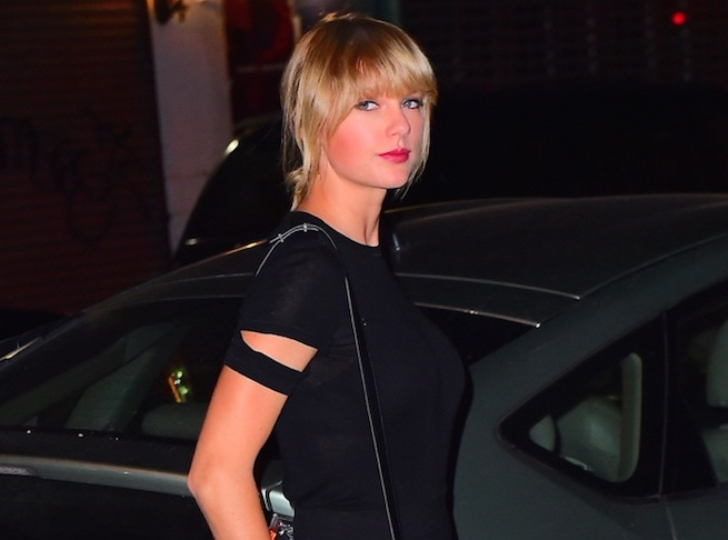Taylor Swift accuse:
