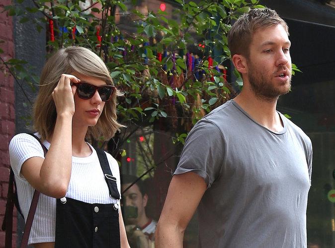 Taylor Swift : Bye bye Calvin Harris, elle est de nouveau célibataire !