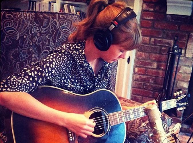 Taylor Swift : elle enregistre son prochain album !