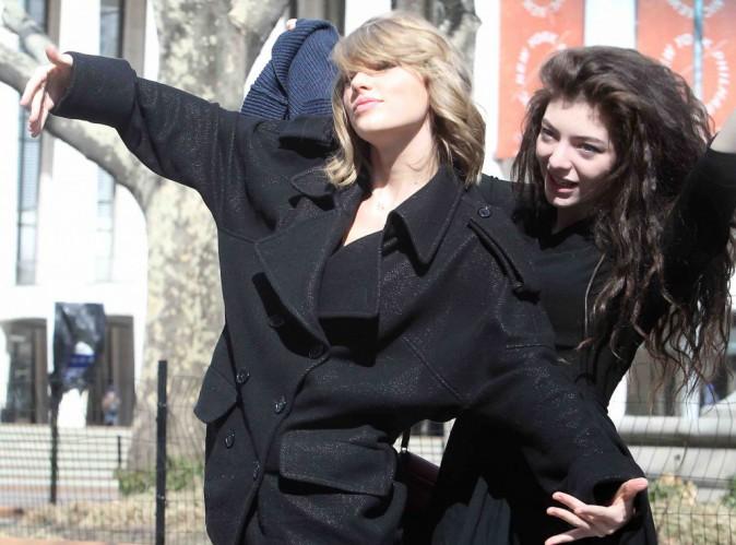 Taylor Swift : elle répond aux rumeurs de tensions avec Lorde !